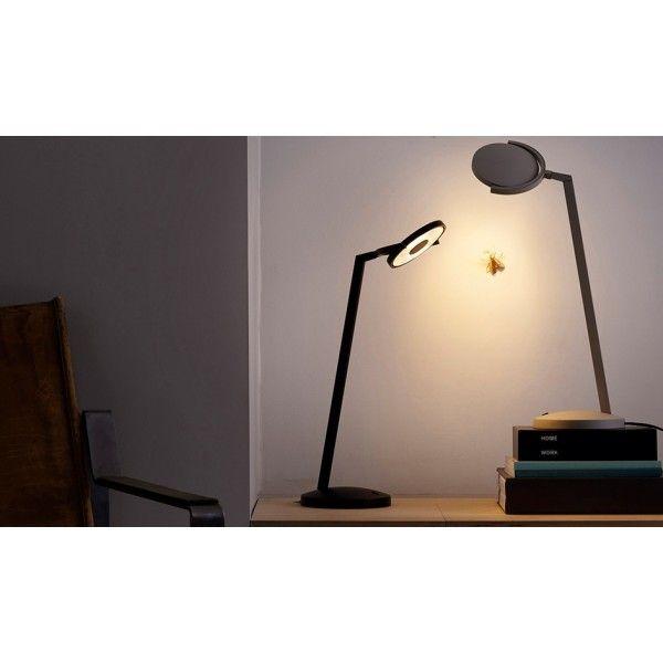 lirio by philips eron tafellamp led door de weinige details in het ontwerp valt deze