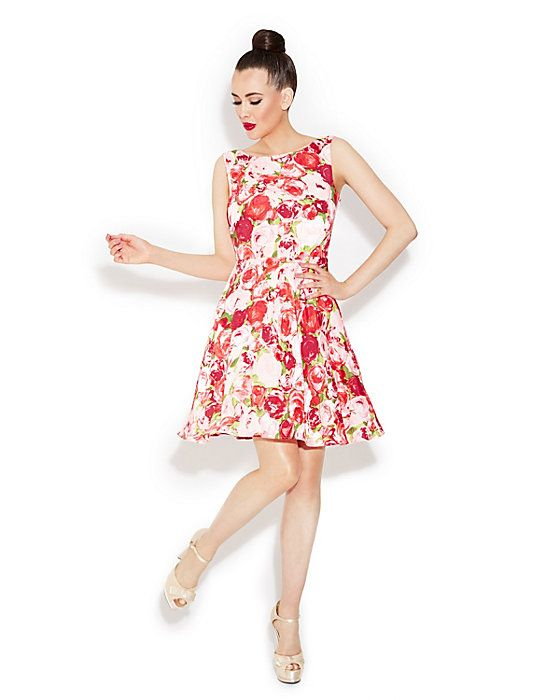 2da37d4b15 ROSES ARE RED DRESS MULTI ready to wear dresses no classes fashion ...
