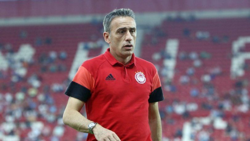 """Μπέντο: """"Τέσσερις ομάδες θα διεκδικήσουν το πρωτάθλημα"""" > http://arenafm.gr/?p=235385"""