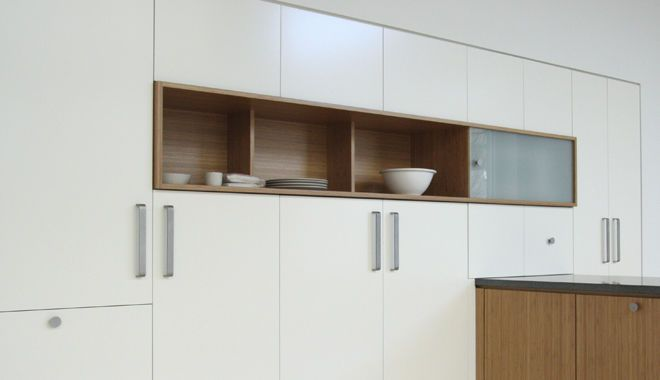 Kitchen tall cabinet wall units henrybuilt ideas for Tall kitchen drawer unit