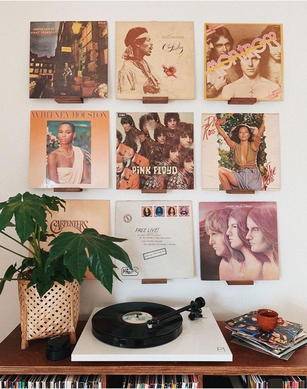 Pin by Evelina Vega on Decorazione   Vintage room decor, Retro ...