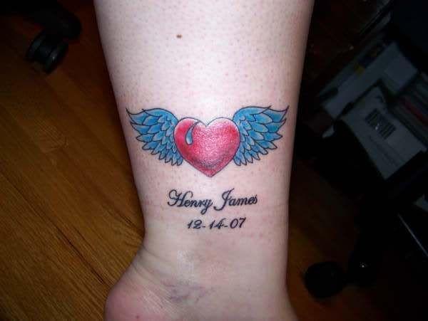Memorial wrist tattoos for son memorial tattoos other for Memorial tattoos for daughter