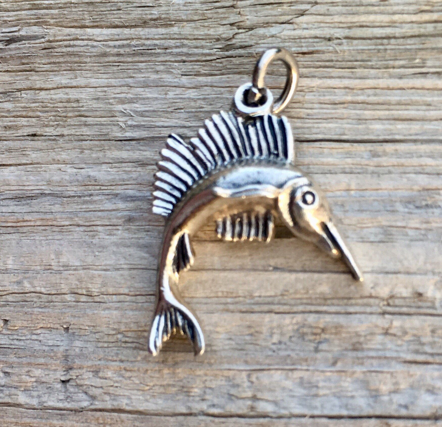 925 Sterling Silver 3-D Bull Polished Charm Pendant