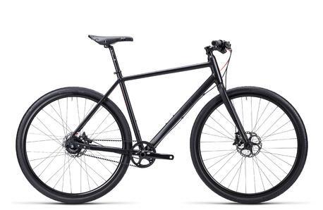 Cube Editor Urban Bike Bicycle Fuji Bikes