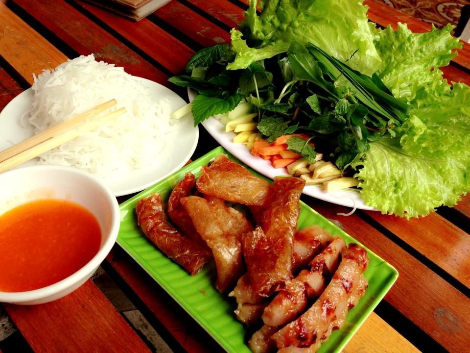 Nem nướng Nha Trang Cuisine, Vietnamese cuisine, Beef dishes