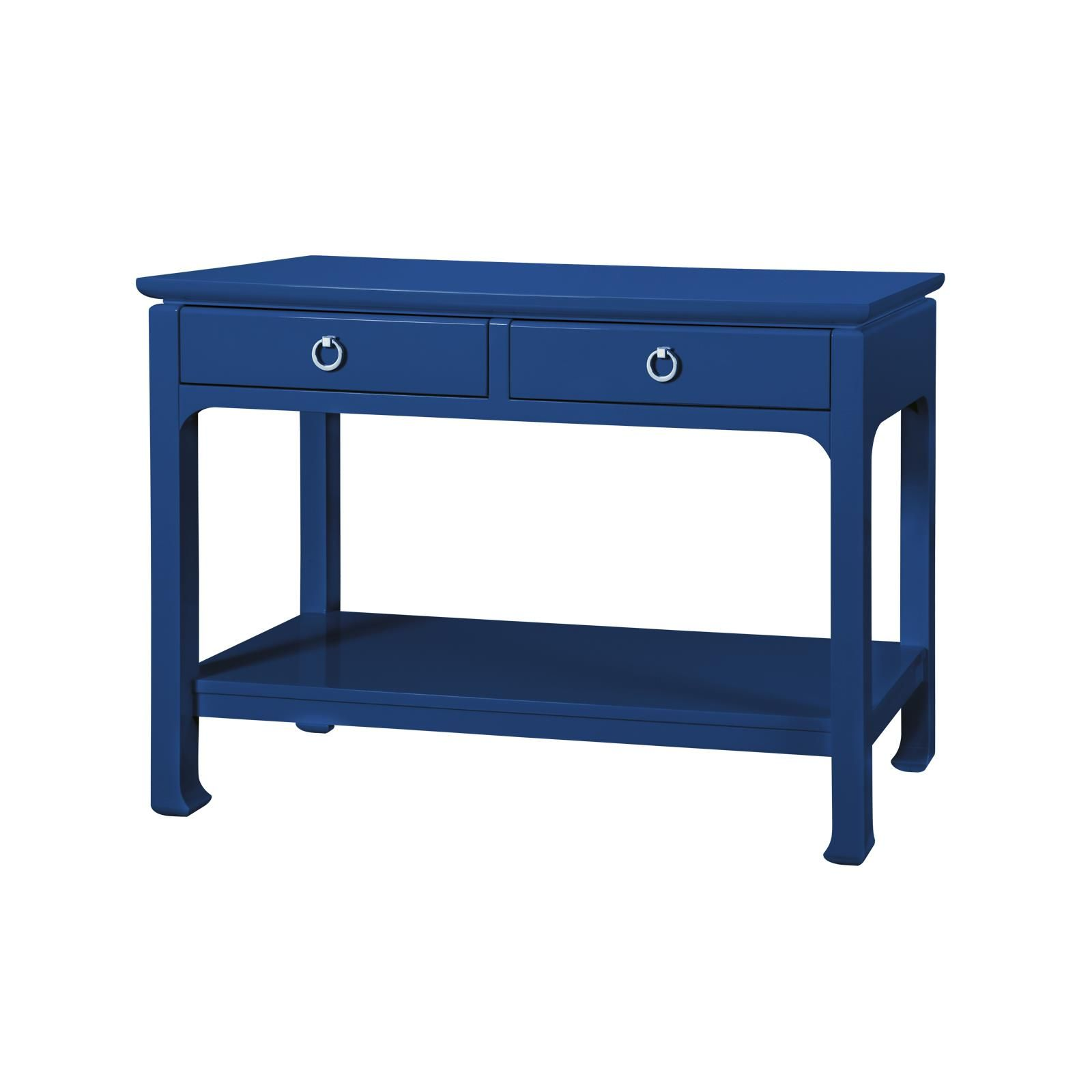 Bungalow 5 Gray Console Table Home Blue Furniture