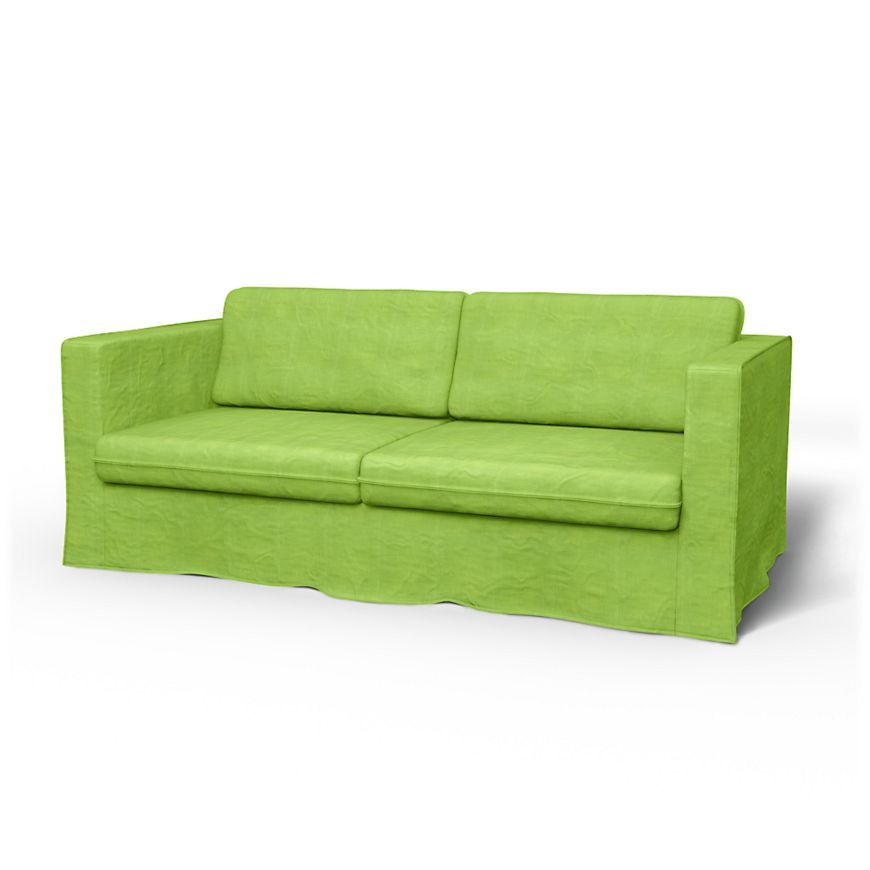 Karlstad Sofa Covers 3 Seater Loose Fit Urban using the fabric