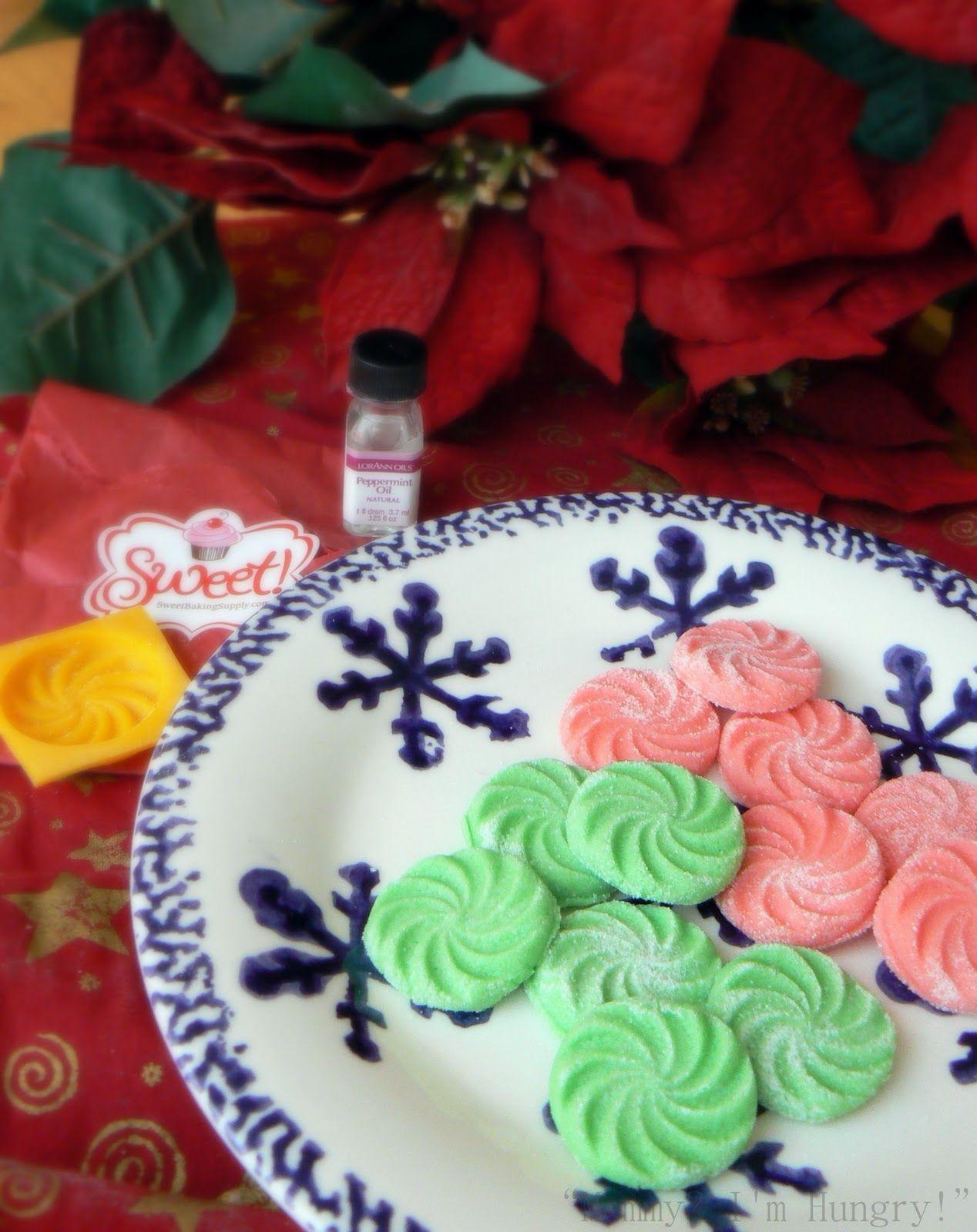 MIH Recipe Blog: Cream Cheese Mints