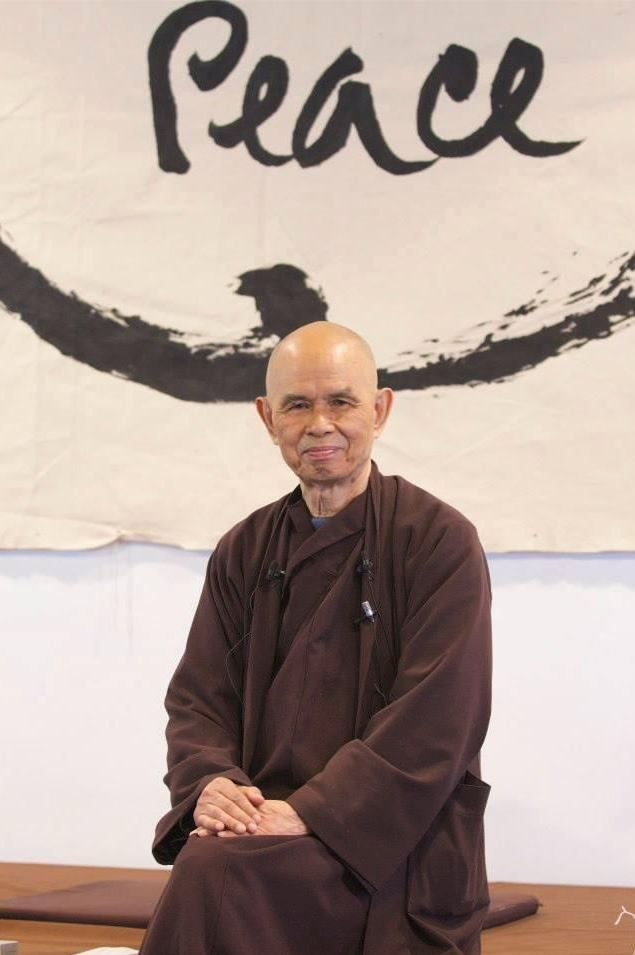 Peace - Thich Nhat Hanh