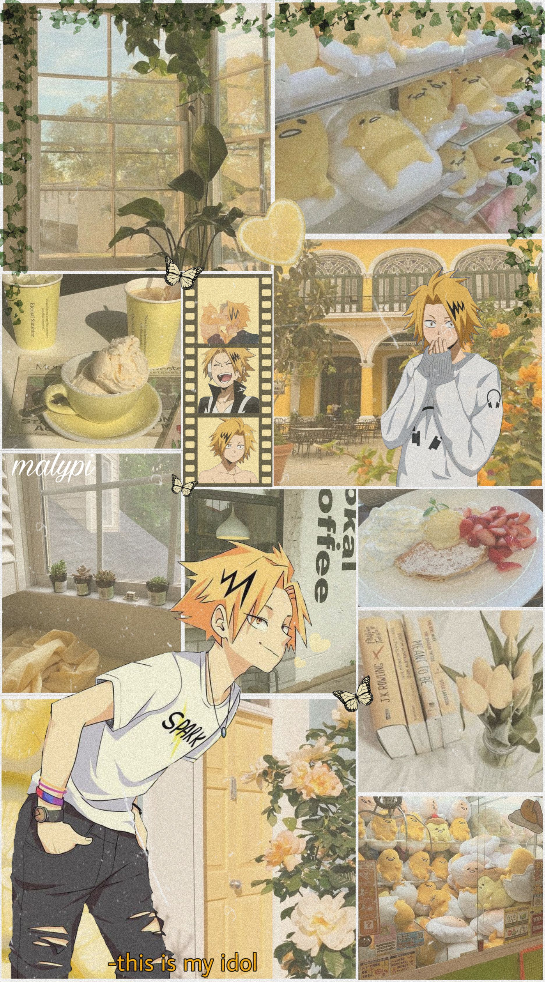 LMAO, okay so i made this NEW and improved version of the last denki wallpaper i made! i feel like this one is a LOT BETTER LMAO. considering i hated the previous one lol. i hope you all like it. it is a soft yellow aesthetic denki kaminari wallpaper i made <333 (dm me for requests! im taking as many as i can before school starts!) #denki #denkikaminari #kaminari #kaminaridenki #denkiwallpaper #kaminariwallpaper #denkikaminariwallpaper #mha #bnha #bnhawallpaper #mhawallpaper #myheroacademia #bokunoheroacademia #myheroacademiawallpaper #bokunoheroacademiawallpaper #anime #weeb #animewallpaper #animeaesthetic #yellowaesthetic #aestheticanime #aestheticanimewallpaper #wallpaper #animeaestheticwallpaper #bakusquad  #freetoedit
