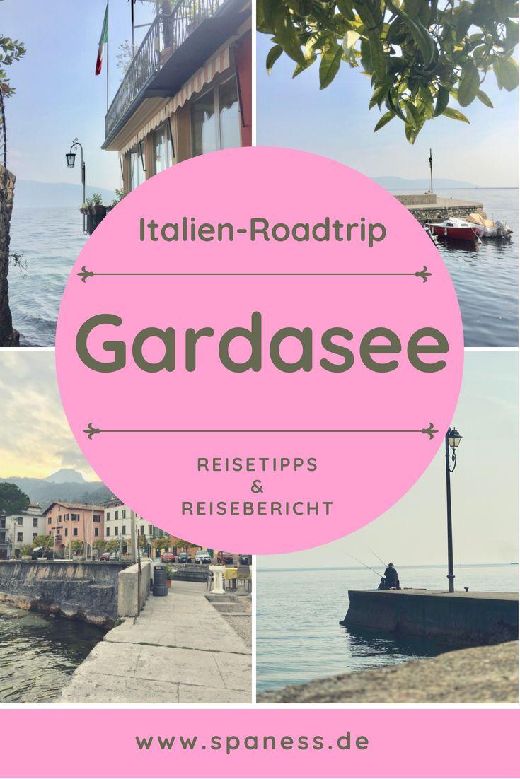 Gardasee Urlaub mit der Familie - Tipps, Infos, Ideen und Reisebericht.
