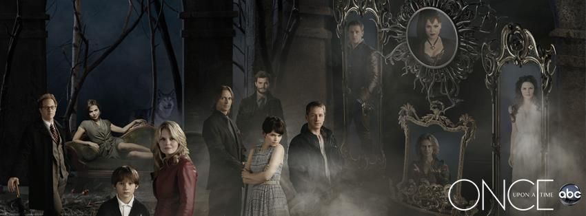 Once Upon a Time - E voltam os seriados! | Color Addicts!