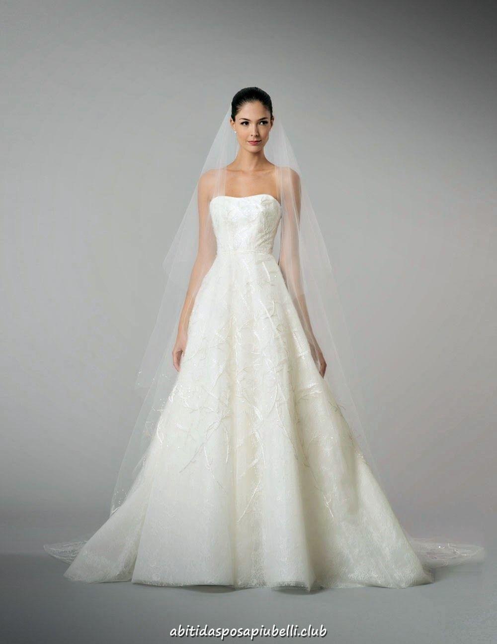 99114f93175bd Carolina Herrera Fall 2018 Abiti da sposa #abiti #carolina #herrera #sposa
