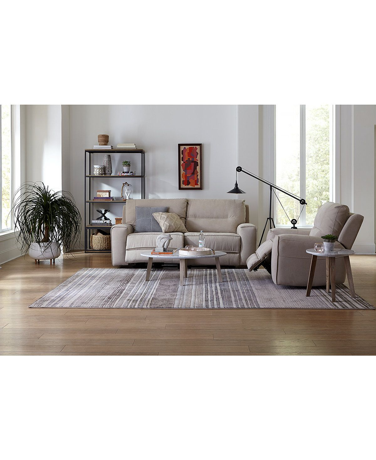 Surprising Genella Power Reclining Sofa Collection With Power Headrest Bralicious Painted Fabric Chair Ideas Braliciousco