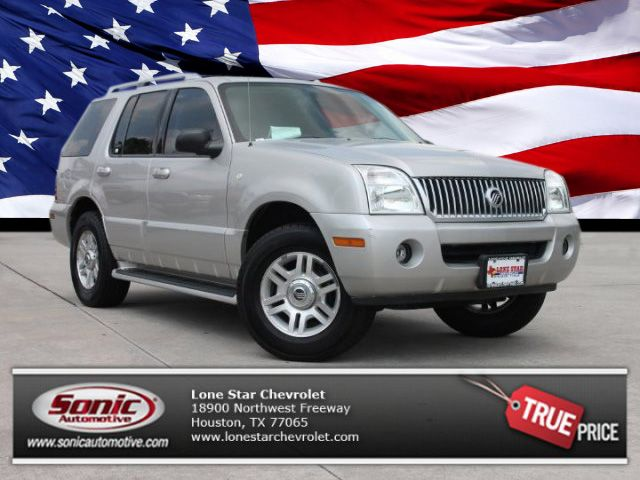 Used 2004 Mercury Mountaineer 4 0l For Sale Houston Tx Mercury Mountaineer Chevrolet Sonic Houston
