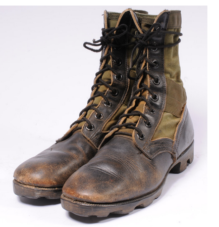 Pin by Barry Kean on Vintage Vietnam Jungle Boots Combat