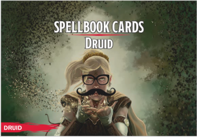 Link to D&D 5e printable spell cards (With images