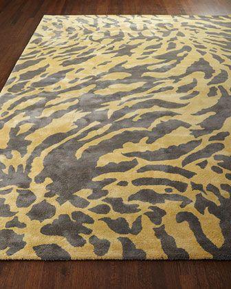 5h6j Maxine Rug 10 X 13 Maxine Rug 8 X 11 Maxine Rug 5 X 8 Animal Print Rugs Living Room Rugs Printed Rug Living Room