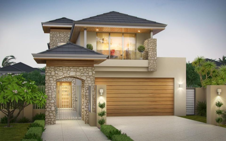 Case Studies 3 Storey 2 Storey Narrow Lot Home Designs Narrow Lot House Plans Luxury House Designs House Architecture Design