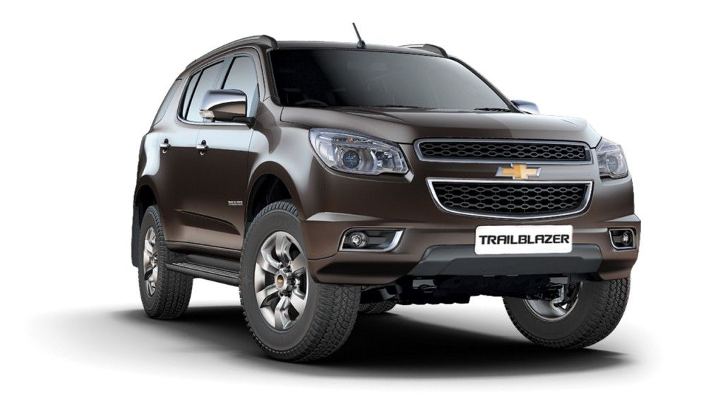 Chevrolet Trailblazer Colors Chevrolet India Chevrolet Trailblazer Chevrolet Suv Suv