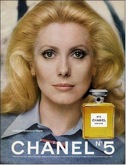 Vintage Chanel Ads