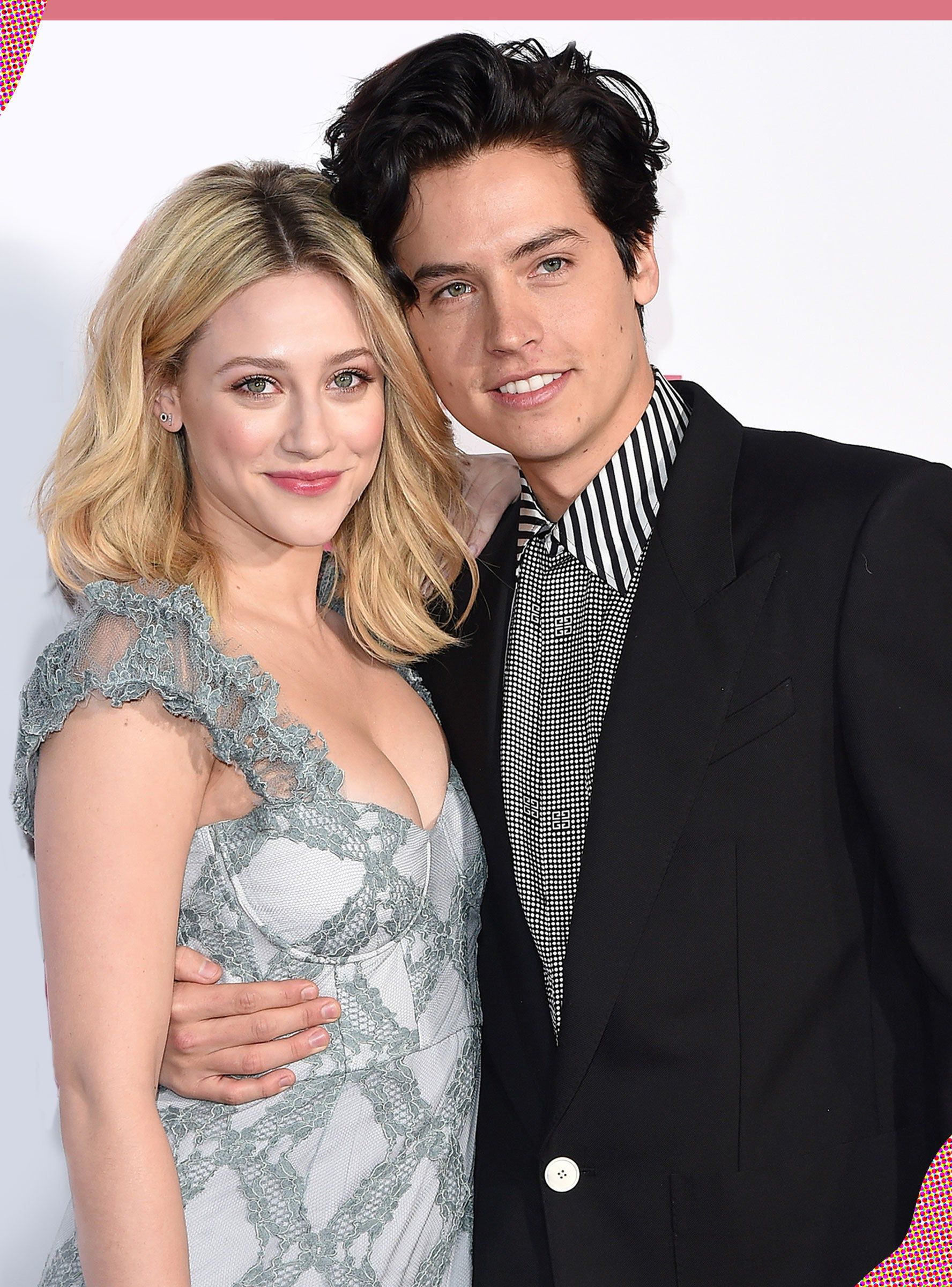 "Cole Sprouse Halloween 2020 Lili Reinhart Teases Halloween Costume With ""Boyfriend"" Cole"