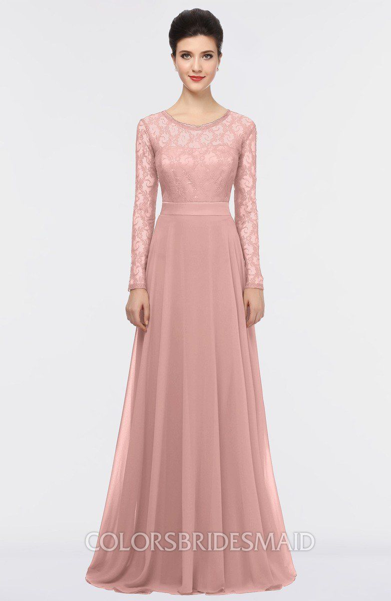 Colsbm shelly silver pink bridesmaid dresses in wedding