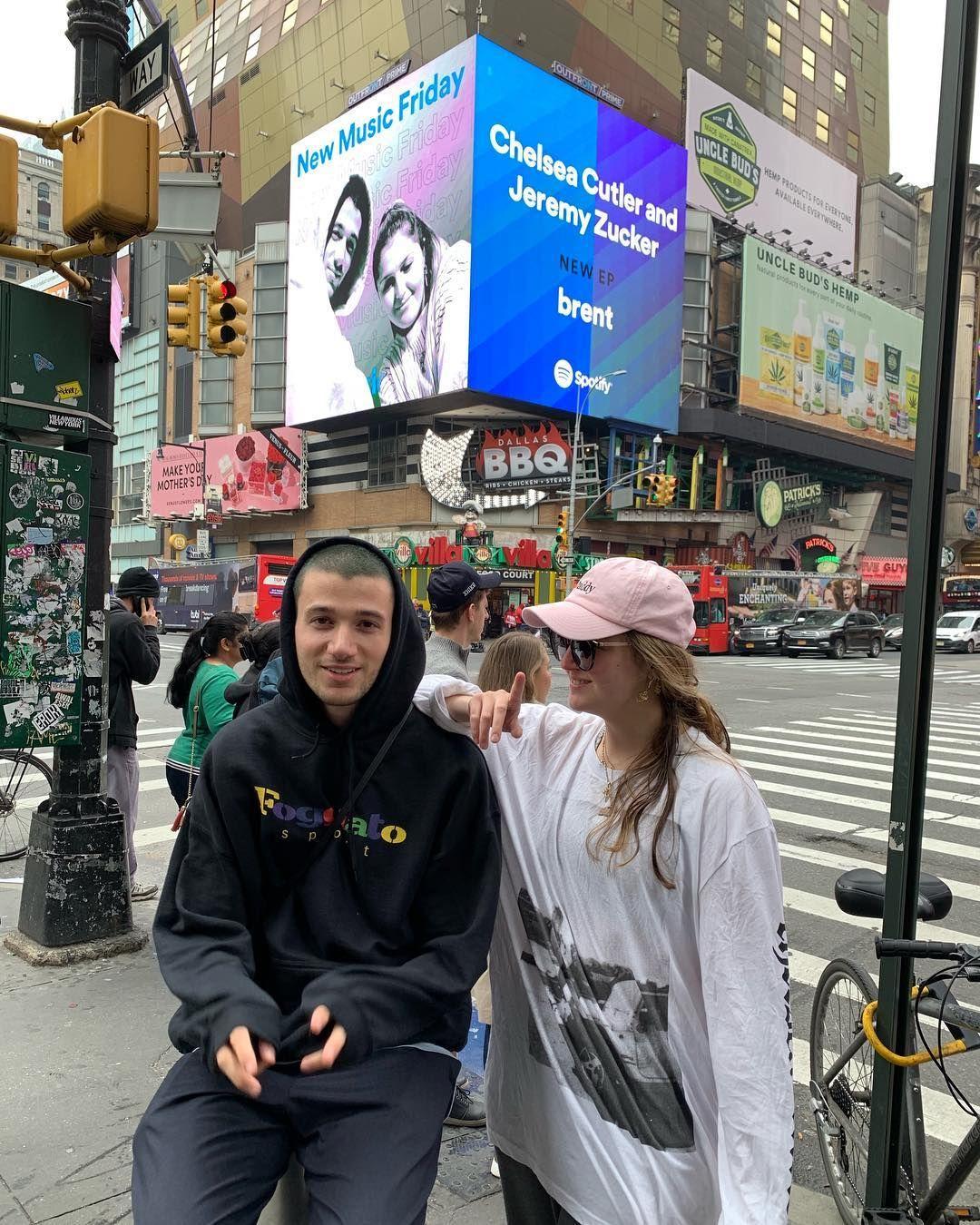 """ຶོρ༎ຶོ`) on Instagram """"WE'RE ON A BILLBOARD IN NYC"""" in"""