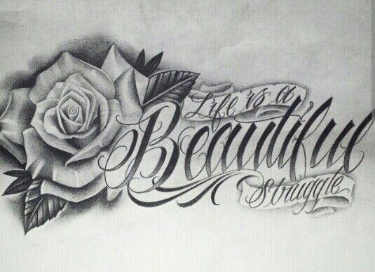 Letras Chicanas Para Tatuajes