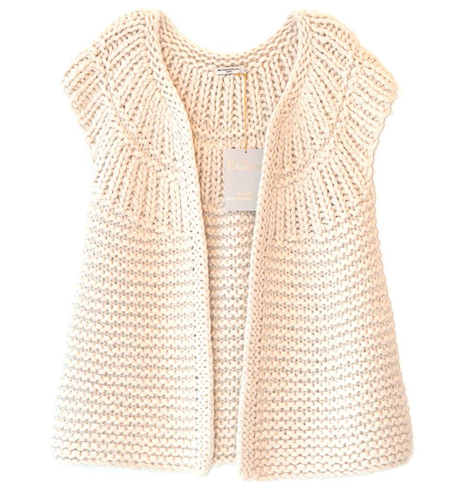 Les pommettes sweater ropa femenina pinterest tejido - Puntos de agujas de lana ...