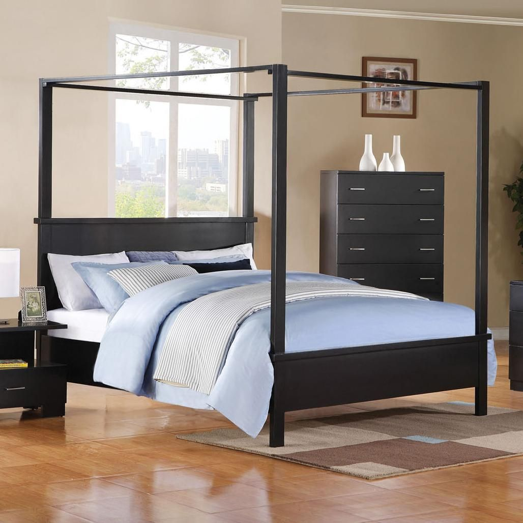 London Canopy Queen Bed by Acme Furniture *********MN