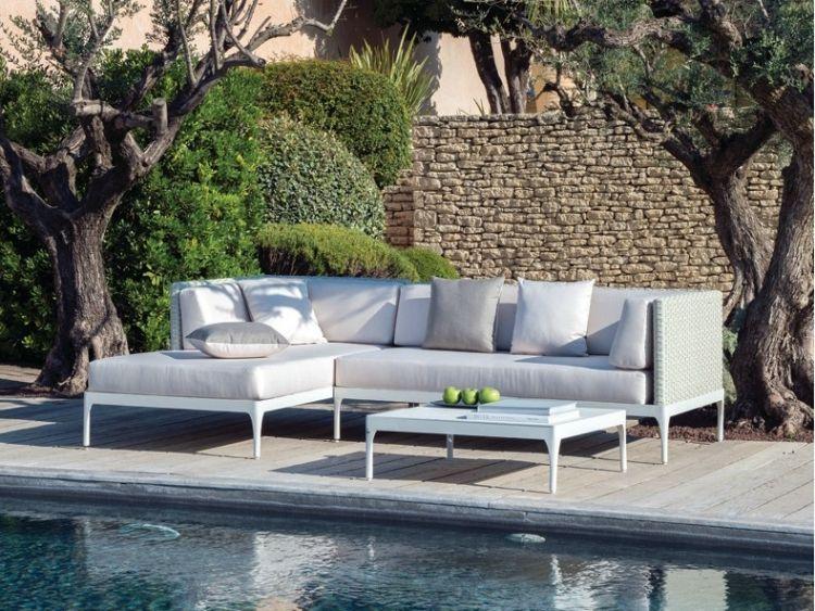 Gartenmöbel Set -modern-infinity-weiss-lounge-sitzmoebel-polster