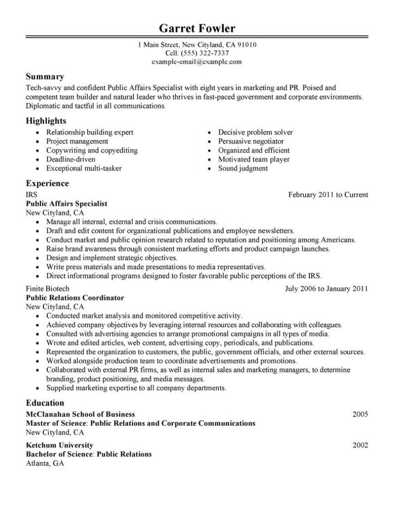 Military Resume Builder Government Military Sample Resumes Livecareer With Resume Builder
