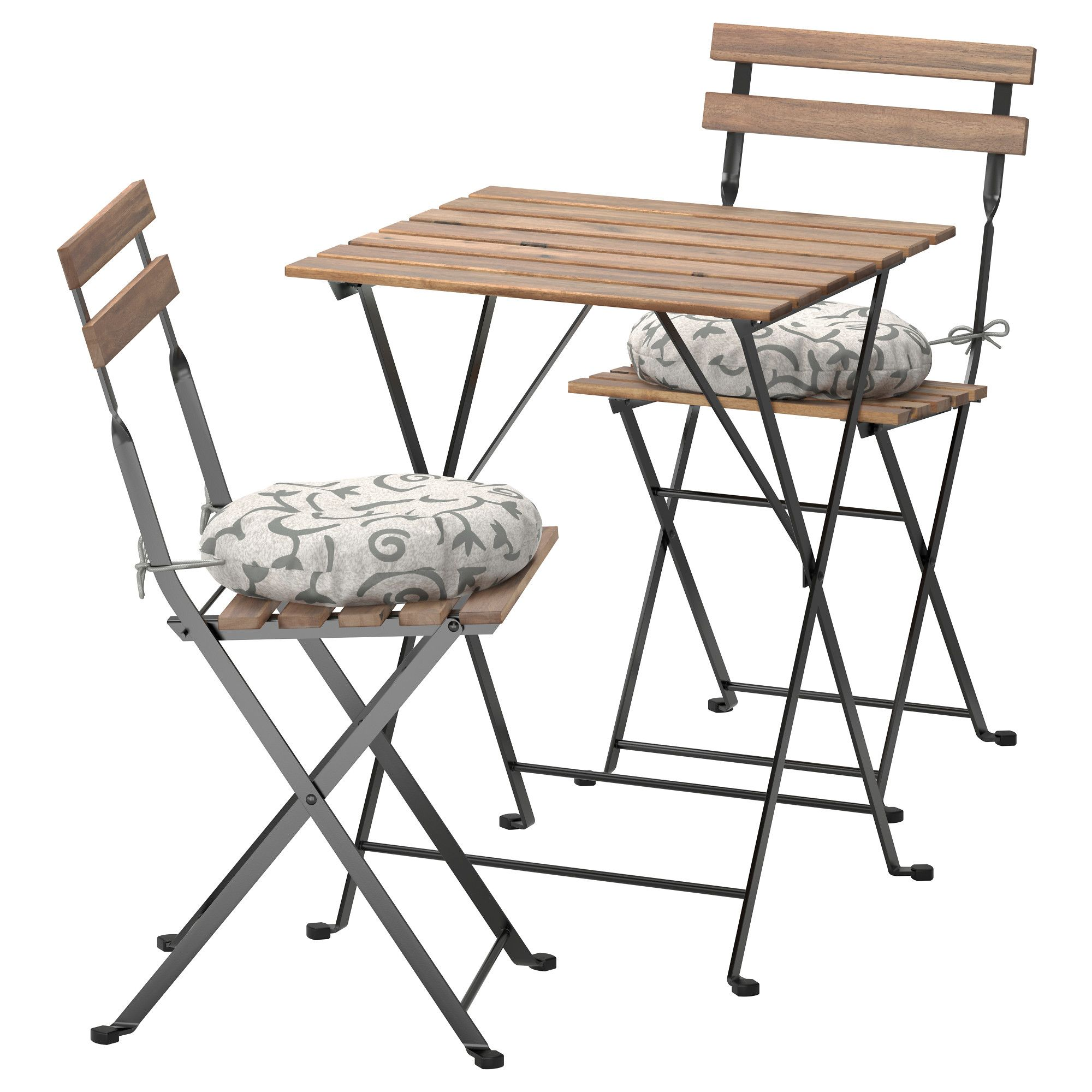 TÄRNÖ, Tisch+2 Stühle/außen, Grau/braun, Beige Jetzt Bestellen Unter:  Https://moebel.ladendirekt.de/garten/gartenmoebel/gartenmoebel Set/?uidu003daf6e1fe5 9383   ...