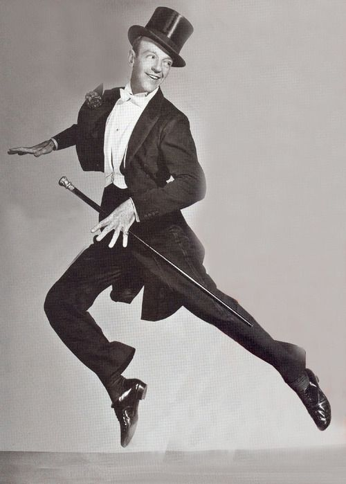 Urban Tease Top Hat White Tie And Tails Fred Astaire Fred Astaire Dancing Movie Stars