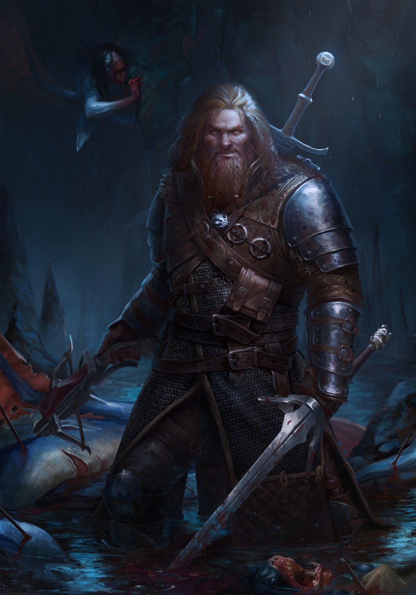Witcher reddit