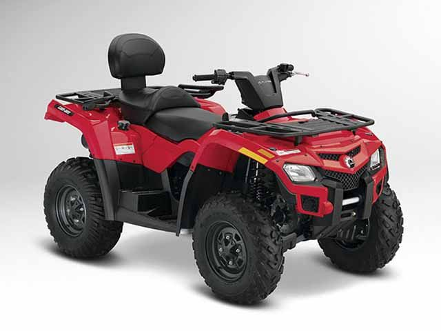 Quadriciclo Can Am Outlander 400 Max Xt Nautica Gold Fish Quadriciclo Can Am Outlander