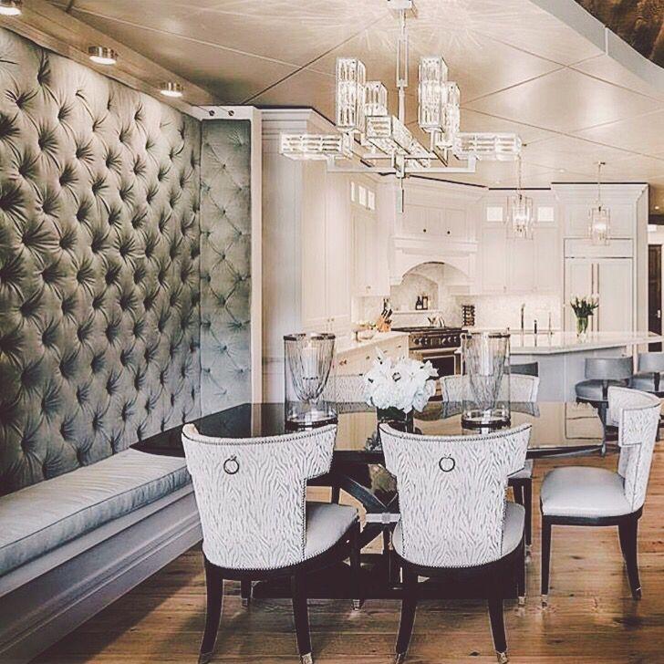 White Banquette: 1000+ Ideas About Banquettes On Pinterest