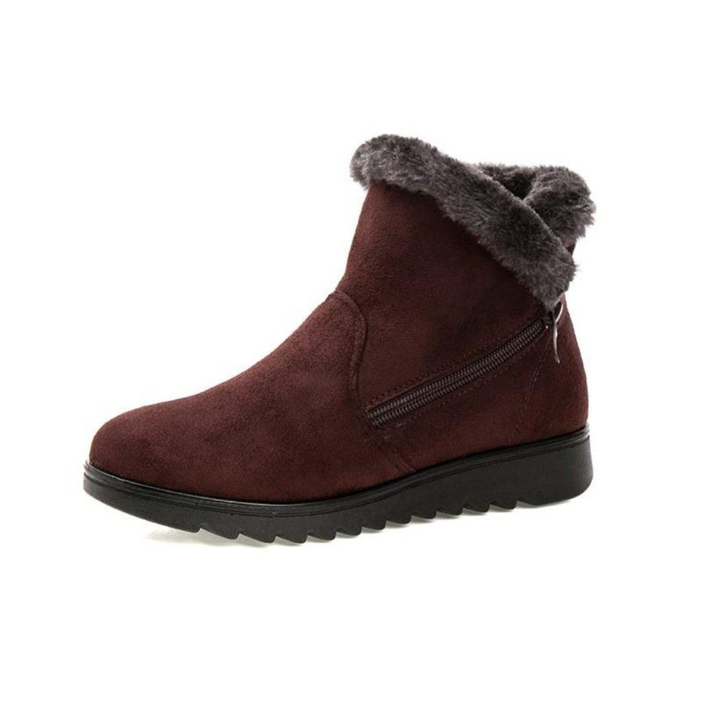 d28494ad8bc Womens Snow Boots With Fur in 2018