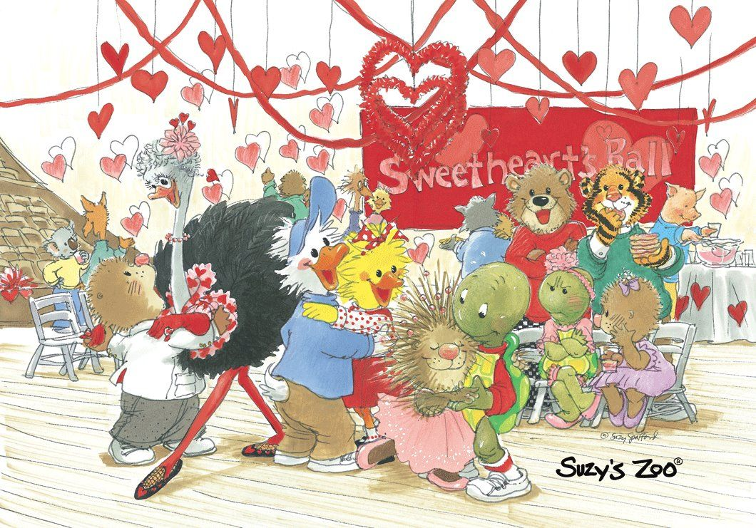 sweetheart's ball / Suzy's zoo