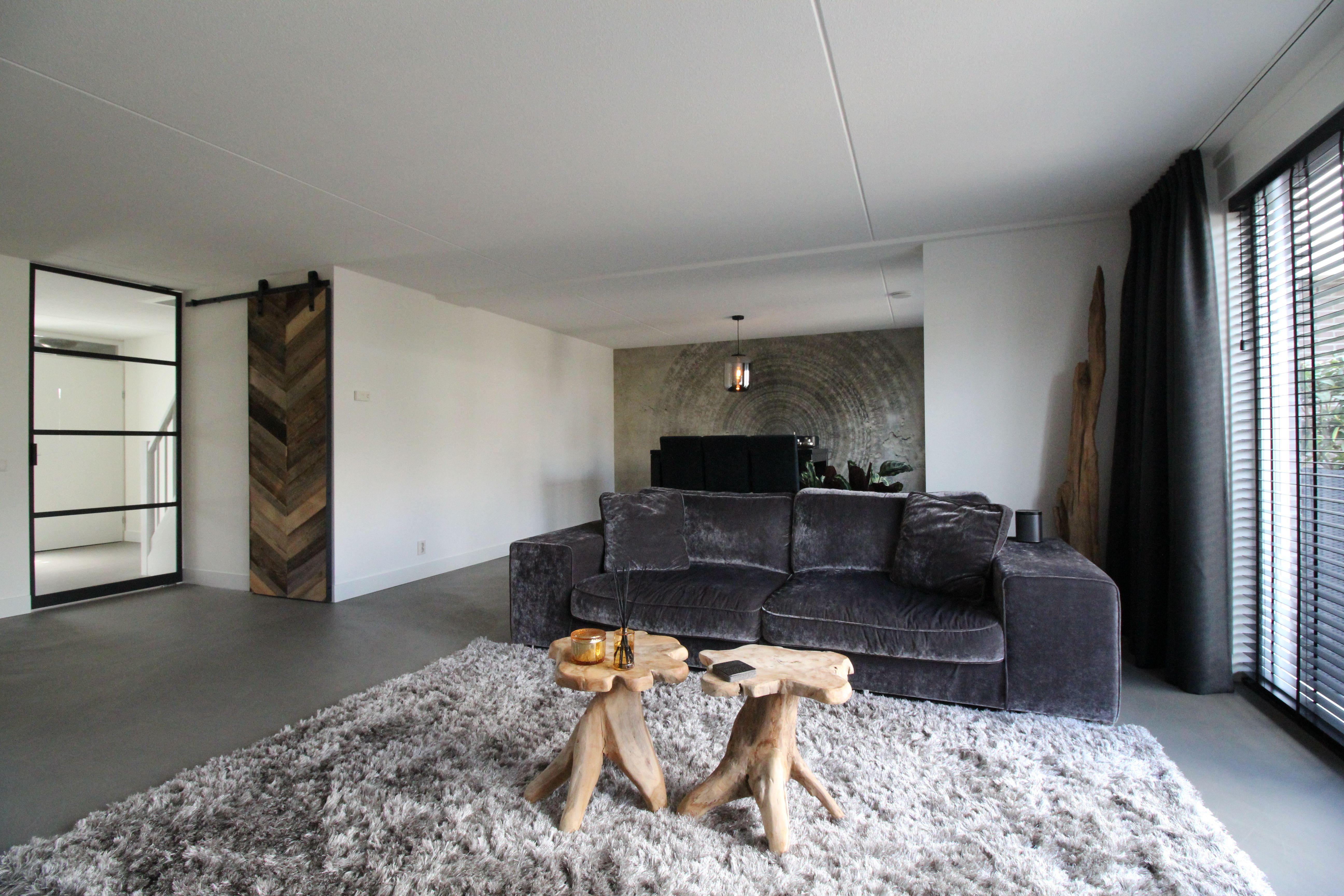 Modern interieur gietvloer: tips badkamers waalwijk gietvloer en