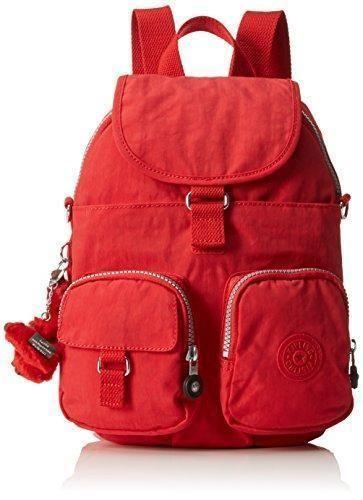 Listo cristiano Comorama  Oferta: 55.93€ Dto: -14%. Comprar Ofertas de Kipling Firefly N, Bolso de  Mochila para Mujer, Rojo (REF35J Vibrant Red), 22x31x1… | Bags, Womens  backpack, Girls bags