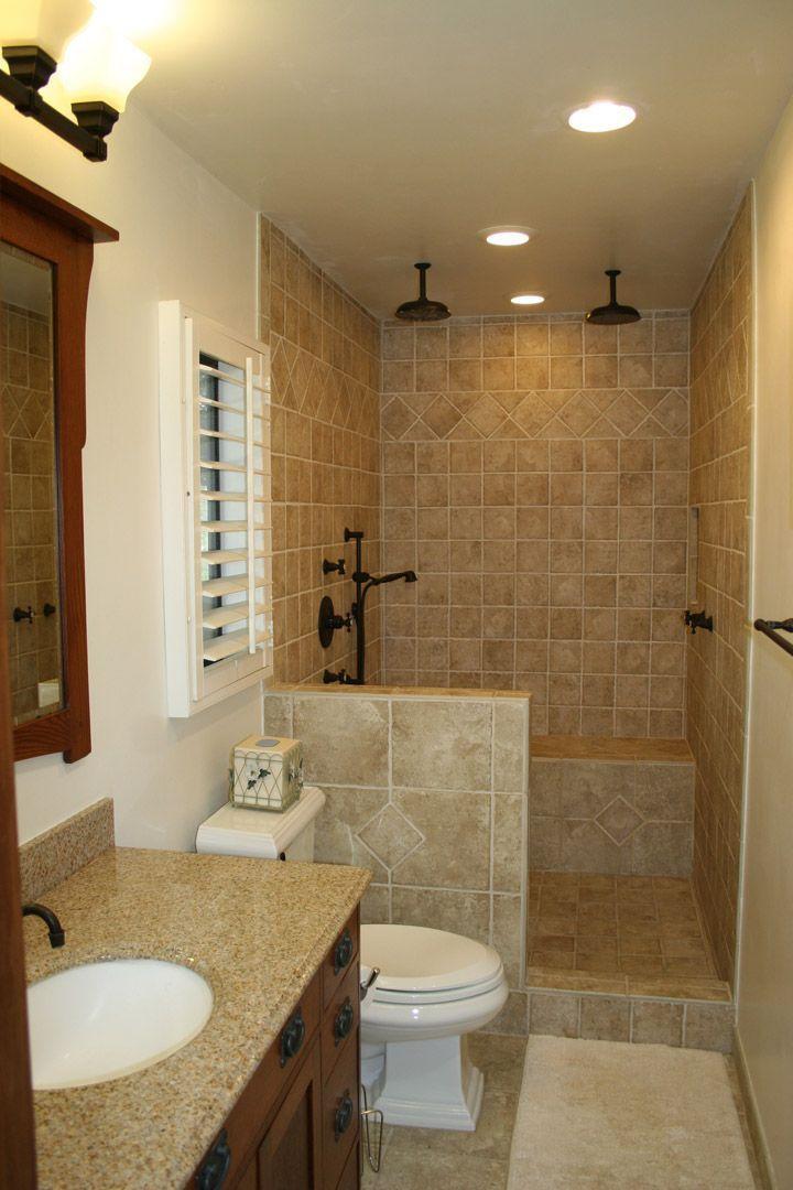 GroBartig Kleine Master Badezimmer Designs #Badezimmer #Büromöbel #Couchtisch #Deko  Ideen #Gartenmöbel #
