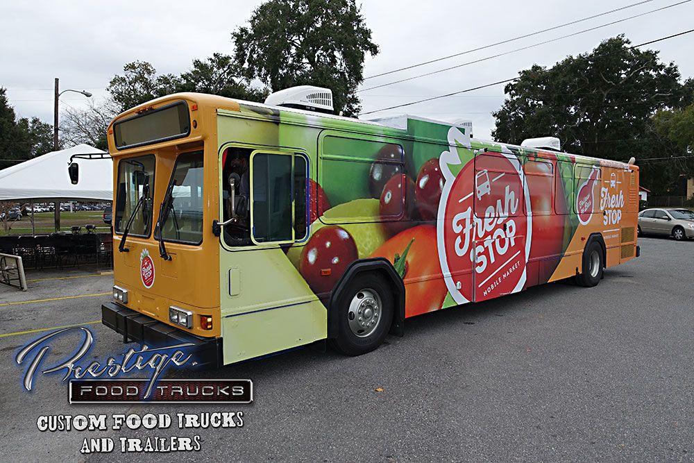 Imagen relacionada old school bus school bus food truck