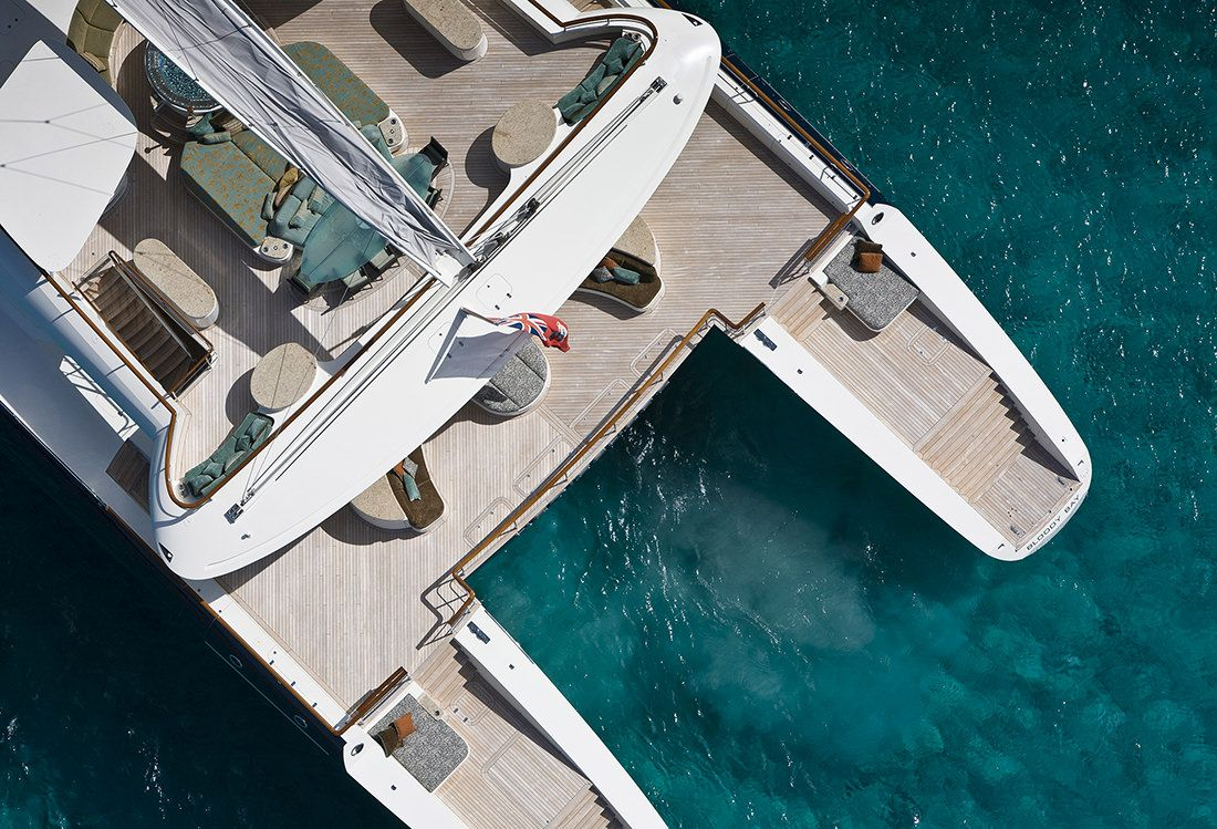 Hemisphere: a luxury sail yacht of 44m - to discover : www.themilliardaire.co