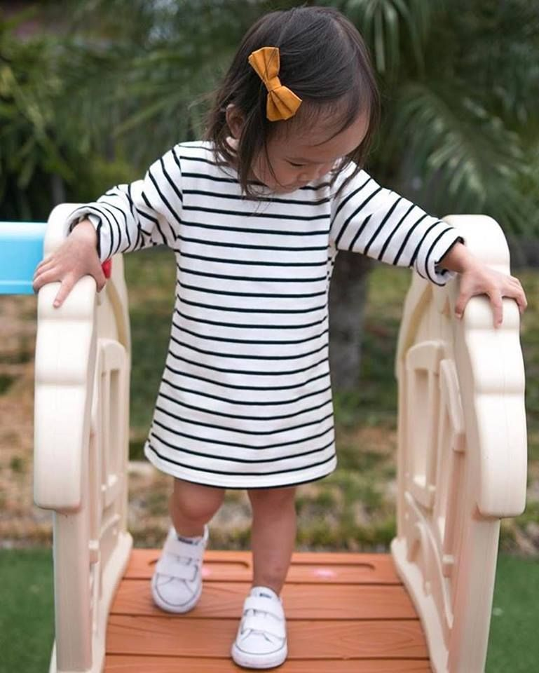 55 Snazzy Little Girl Sneaker Outfits