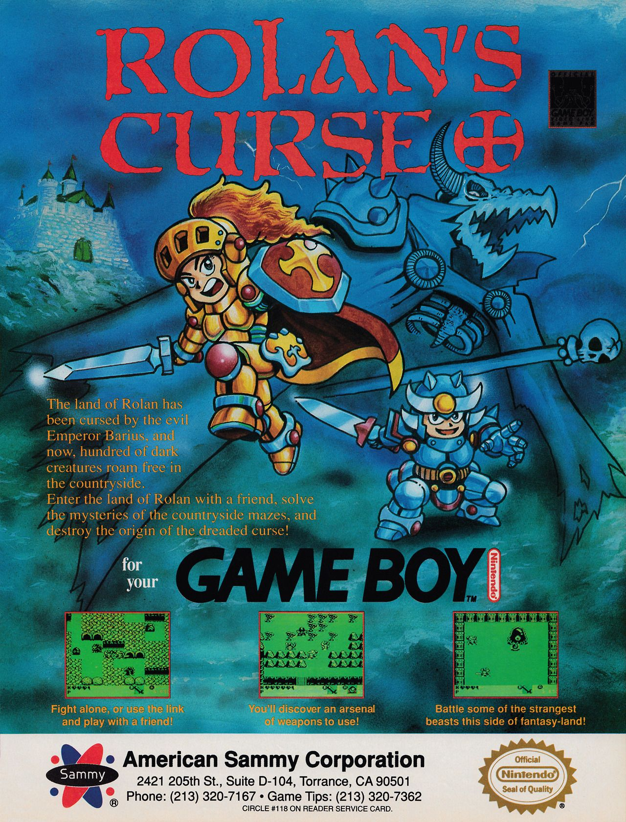 I wonder who owns the rights to games like Roland's Curse now? Sega