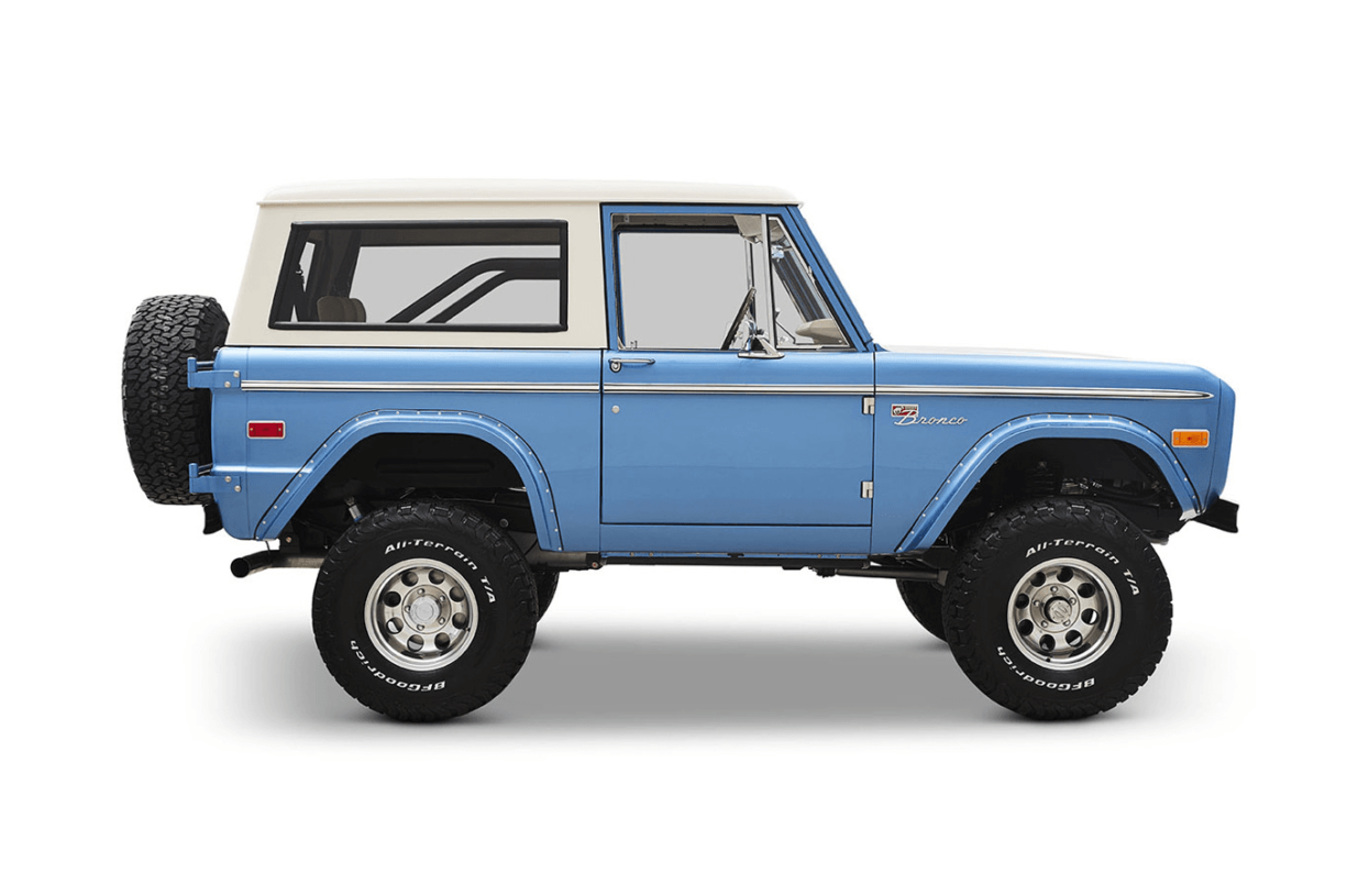 The Chicago Hauler 1970 Ford Bronco Classic Ford Broncos In 2020 Classic Ford Broncos Ford Bronco Ford Trucks
