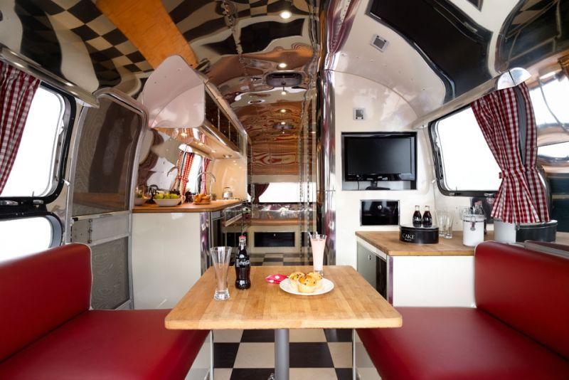 american retro caravans a refresh on vintage airstream design