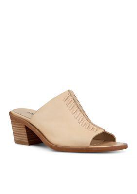 Nine West Light Natural Rahima Sandals